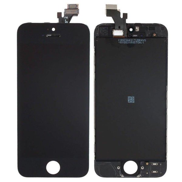 iPhone 5 Screen (LCD + Touchscreen) Black