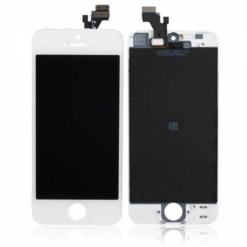 Foneplanet iPhone 5 Scherm (LCD + Touchscreen) Wit