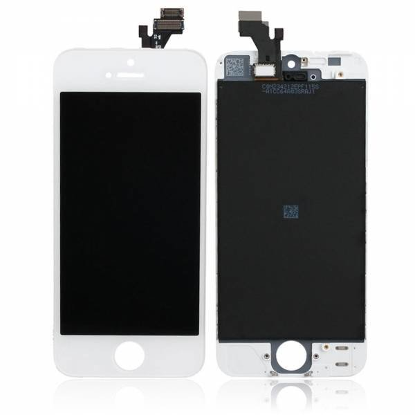 iPhone 5 Screen (LCD + Touchscreen) White