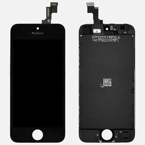 Foneplanet iPhone 5C Scherm (LCD + Touchscreen) Zwart