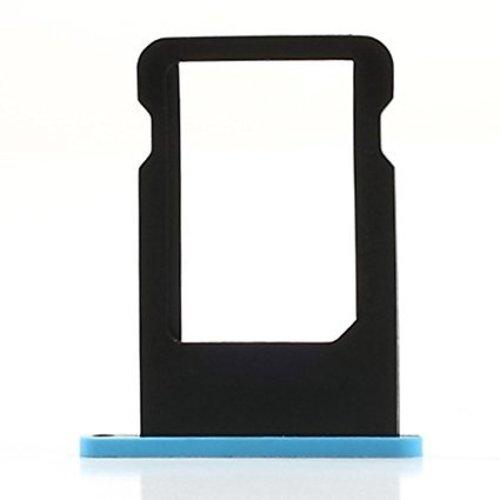 Foneplanet iPhone 5C sim card holder blue