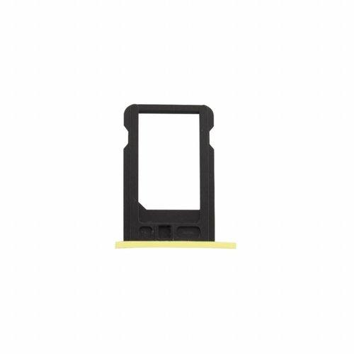 Foneplanet iPhone 5C sim card holder yellow