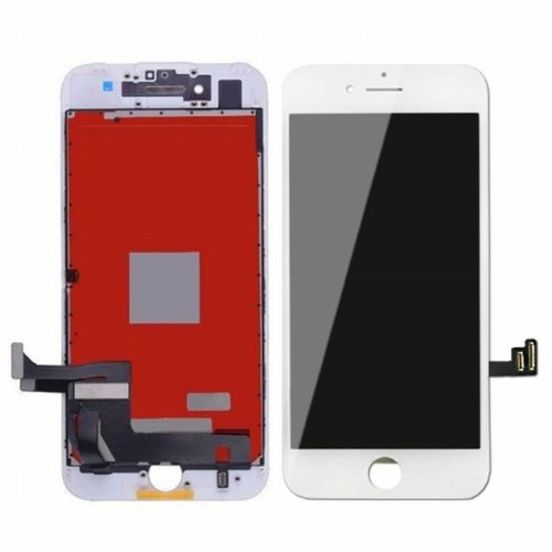 Foneplanet iPhone 8 Plus Scherm (LCD + Touchscreen) Wit