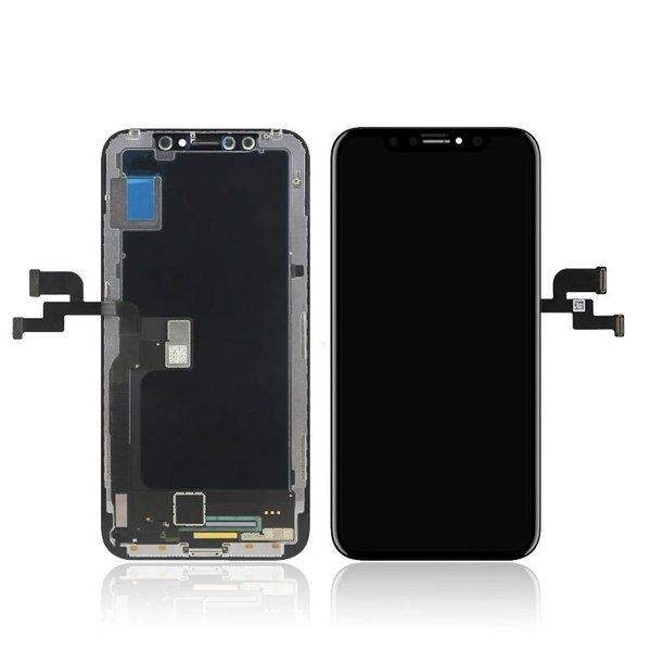 iPhone X Screen (LCD + Touchscreen) Black