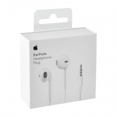 Foneplanet Apple EarPods with mini jack - connection (3.5mm) MNHF2ZM / A