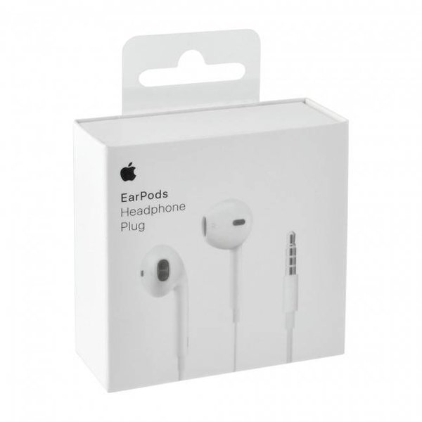 Apple EarPods with mini jack - connection (3.5mm) MNHF2ZM / A