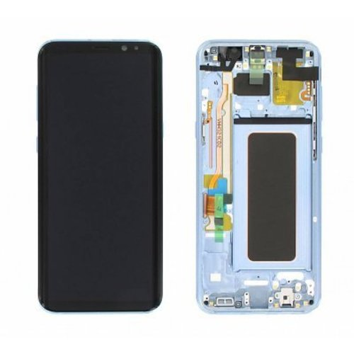 Foneplanet Samsung Galaxy S8 Plus Screen (G955F) Blue LCD Service Pack / GH97-20470D