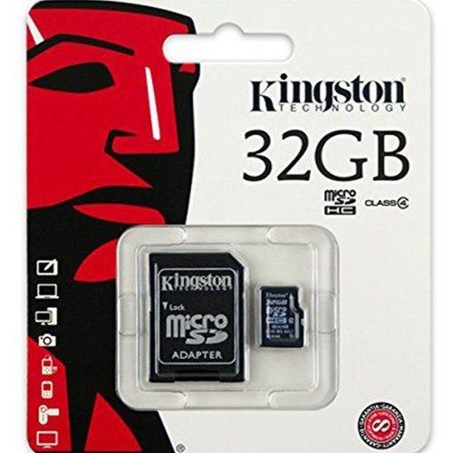 Foneplanet Kingston Micro SD 32GB + Adapter Class 4