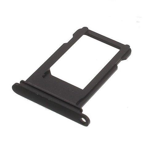 Foneplanet iPhone 7 Plus SIM card holder black