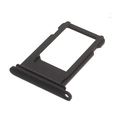 Foneplanet iPhone 7 Plus SIM card holder glass black