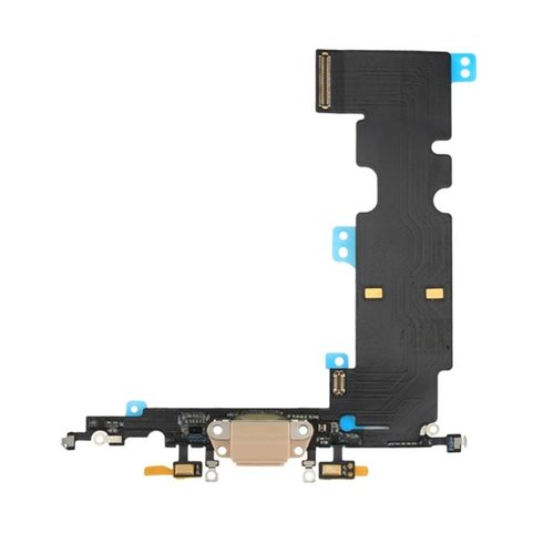 Foneplanet iPhone 8 Plus charge connector gold