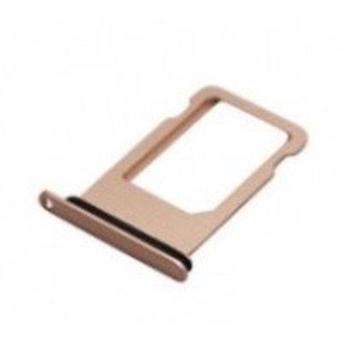 Foneplanet iPhone 8 sim card holder Gold