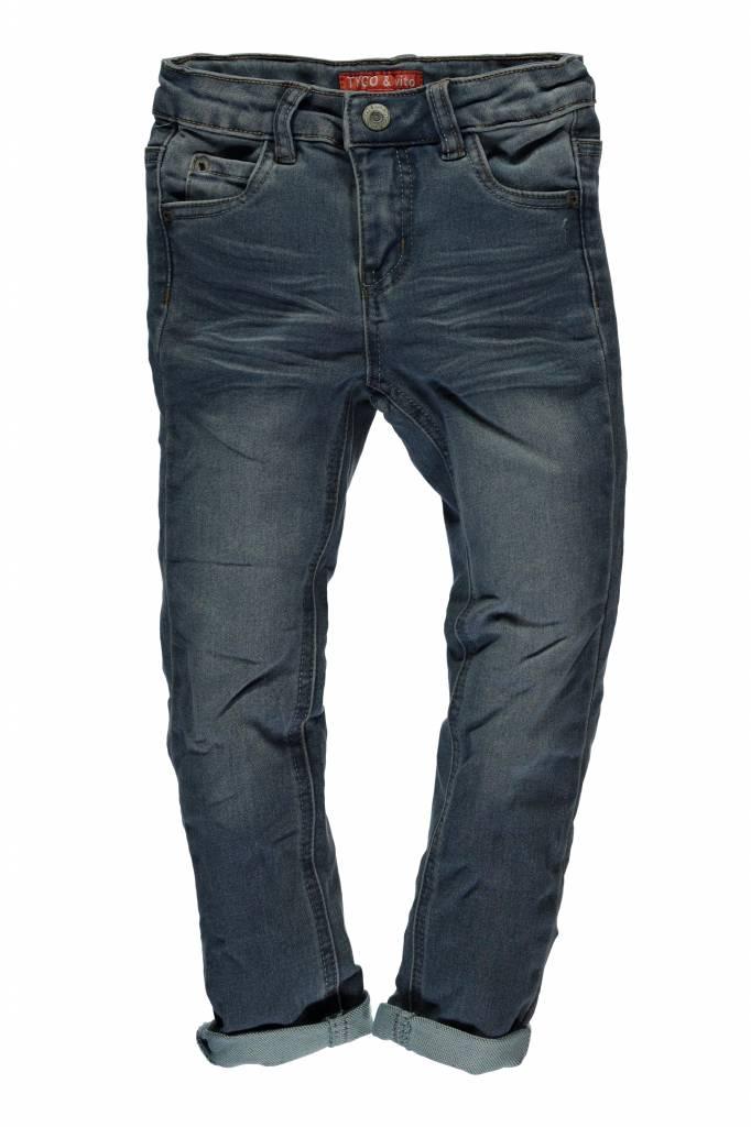 TYGO&vito TYGO&vito slim fit jog jeans d.used