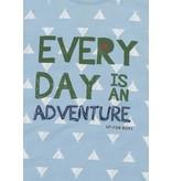 Lief! Lifestyle Lief! T-shirt adventure blue