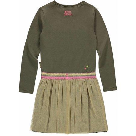 Quapi Quapi jurk Lalina Olive