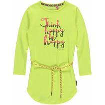 Jurk Lamira Bright Yellow