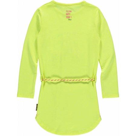Quapi Quapi jurk Lamira Bright Yellow