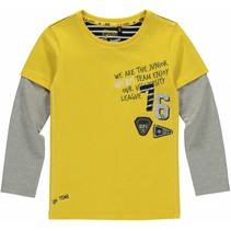 Longsleeve Lake Yellow
