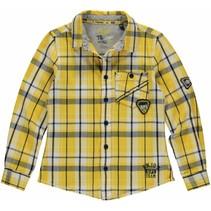 Blouse Lander Yellow Check