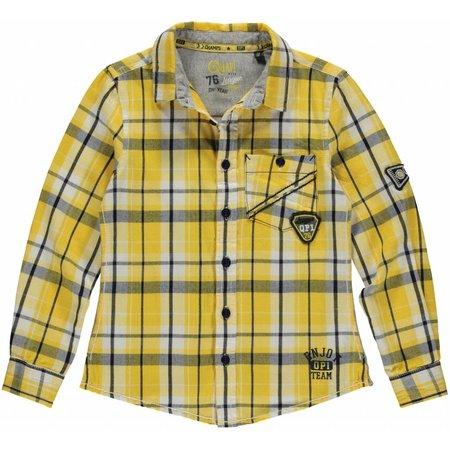 Quapi Quapi Blouse Lander Yellow Check