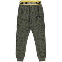 Joggingbroek Lawrence army collage