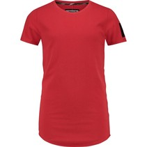 T-shirt Imar lava red
