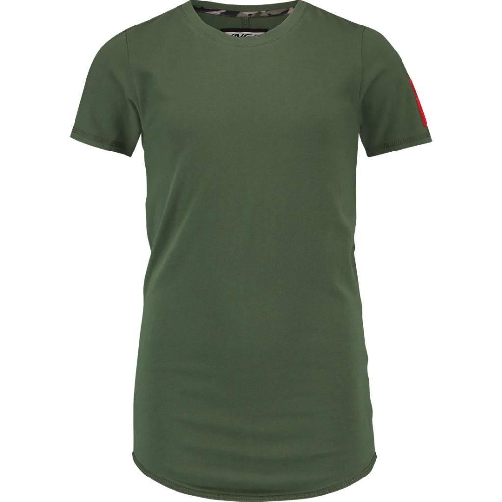 Vingino Vingino T-shirt Imar dark army