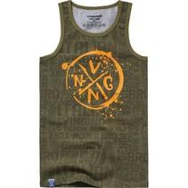 Tanktop Nyc army moss