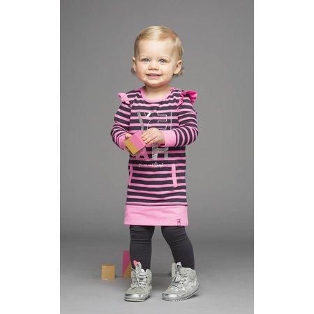 Quapi Quapi jurk Malou sugar stripe