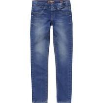 Spijkerbroek Brunella electric blue