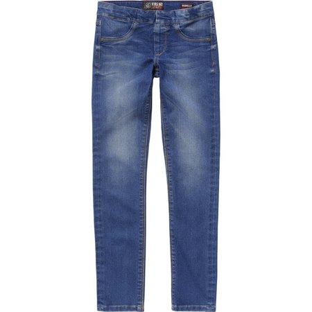 Vingino Vingino spijkerbroek Brunella electric blue