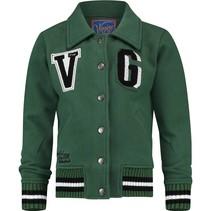 Vest Omilla british green