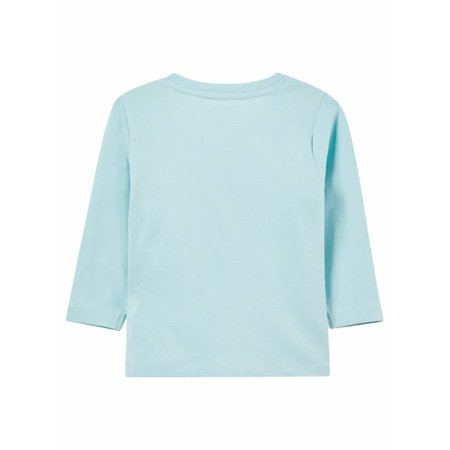 Name It Name It longsleeve delufido canal blue