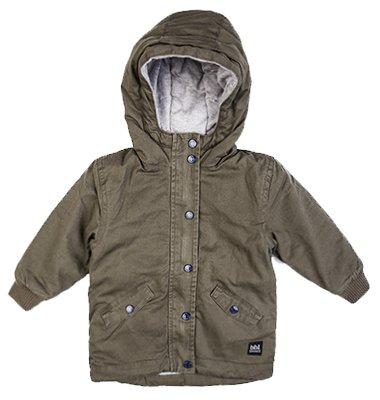 Beebielove Beebielove jas long jacket grn