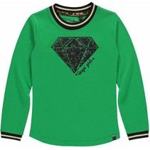 Longsleeve Lianna kelly green