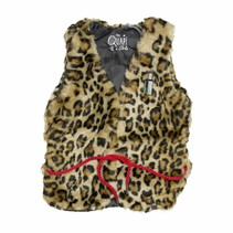 Gilet Lieske leopard