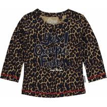 Longsleeve Mieke leopard