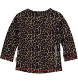 Quapi Quapi longsleeve Mieke leopard