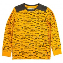 Longsleeve Lext yellow