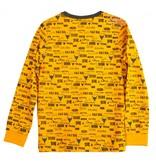 SKURK SKURK longsleeve Lext yellow