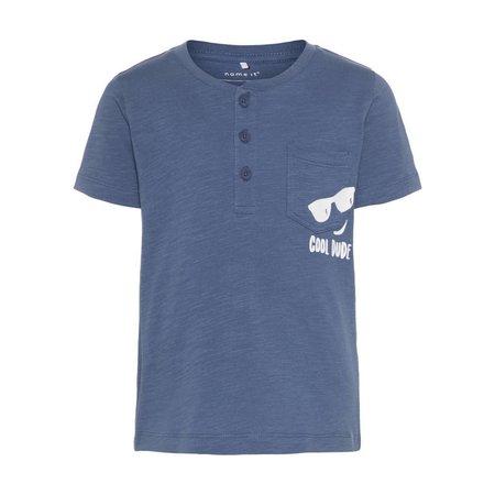 Name It Name It T-shirt Ganders vintage indigo