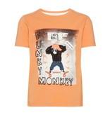 Name It Name It T-shirt Saku camp copper tan