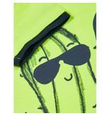 Name It Name It T-shirt Desimon neon lime