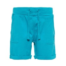 Korte broek Ganner lake blue