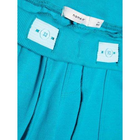 Name It Name It korte broek Ganner lake blue