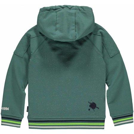 Quapi Quapi trui Liam vintage green