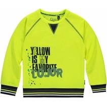 Trui Lincon neon yellow