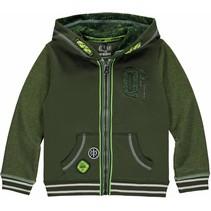 Vest Linus dark green