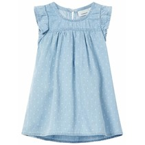 Jurkje light blue denim