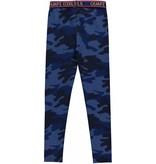 Quapi Quapi legging Lavinia 3 dark blue camouflage